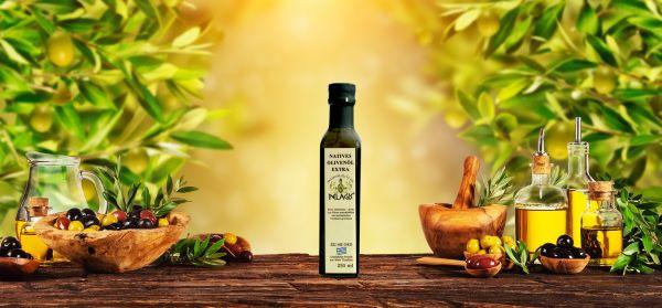 Pelagis Olivenöl 250 ml.