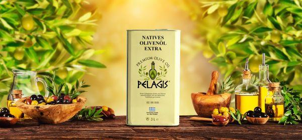 Pelagis Olivenöl 3 Liter