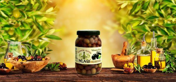 Oliven Megaron 12x 700gr. Netto